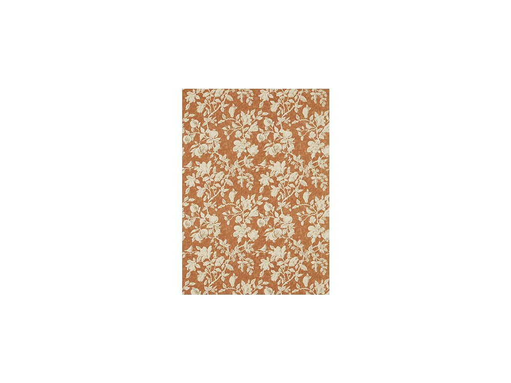 Magnolia & Pomegranate Russet/Wheat 225506