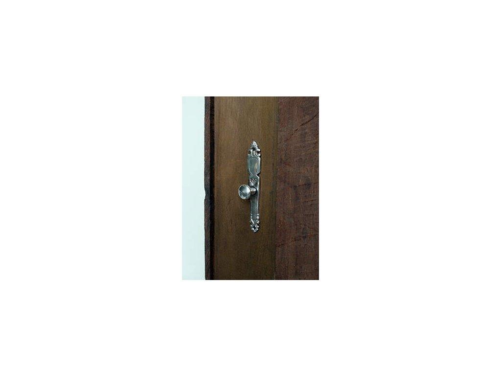 Háček - replika dveřního kování