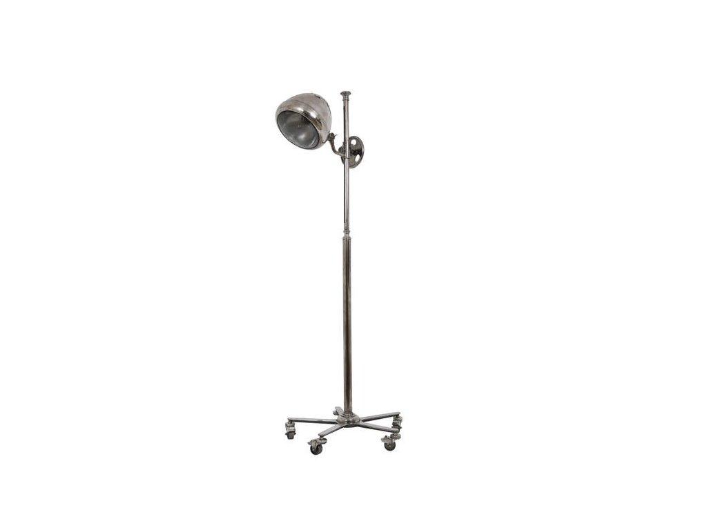 Rustikální stojací lampa CORLEONE DRIVE