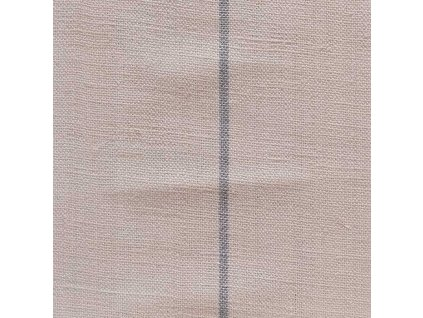 Dekorativní látka Ralph Lauren Ice House Stripe - Chambray