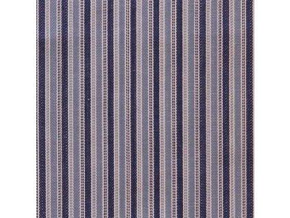 Dekorativní látka Ralph Lauren Corniche Ticking - Chambray