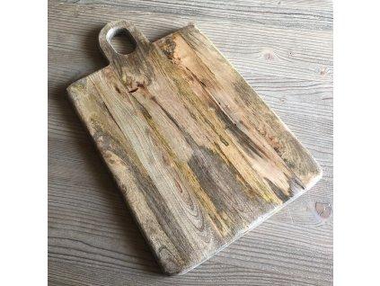 Prkénko z mangového dřeva 3