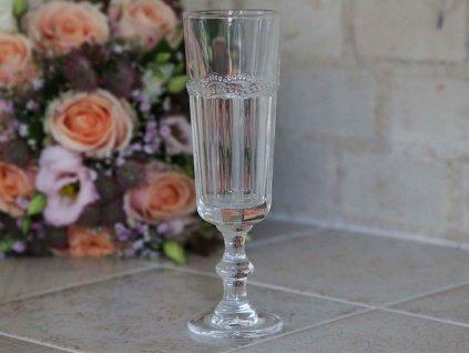 Sklenička na šampaňské CHA
