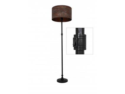 30968 Stojací lampa Blixa