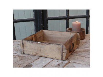 Dřevěný box velký