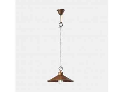 IL Fanale, závěsné svítidlo, lustr Poggio 203.09.OO