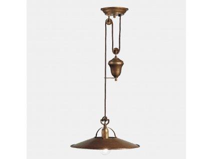 Il Fanale, závěsné svítidlo, lustr Poggio 203.13.OO