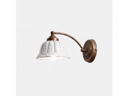 Il Fanale, nástěnné svítidlo Anita 061.17.OC