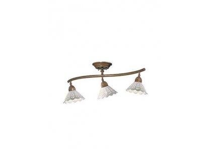 Il Fanale  Fiori Di Pizzo 065.21.OC, stropní svítidlo - troj světlo