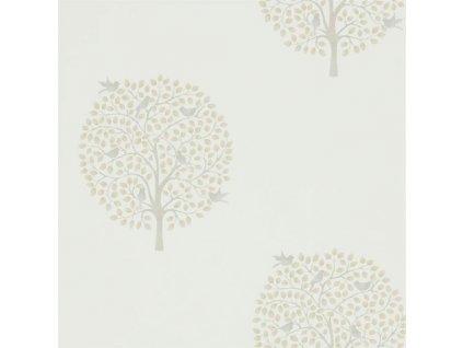 Bay Tree - Linen / Dove 216362