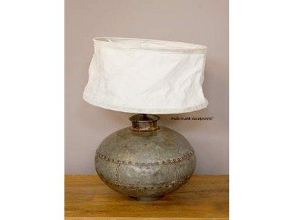 Rustikální stolní lampa DAPHNE