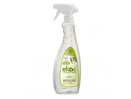 Účinný eko čistiaci prostriedok na vodný kameň, hrdzu a mastnú nečistotu, 750 ml, EKOS