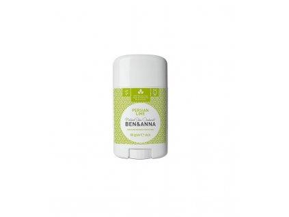 Prírodný dezodorant BEN&ANNA Persian Lime