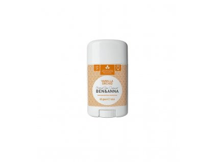 Prírodný dezodorant BEN&ANNA Vanilla Orchid