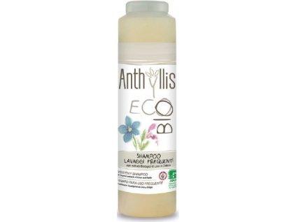 šampón na každodenné použitie nový
