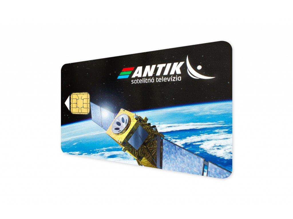 """Antik SAT karta + TV balík """"Pre začiatok"""" na min. 6 mes"""