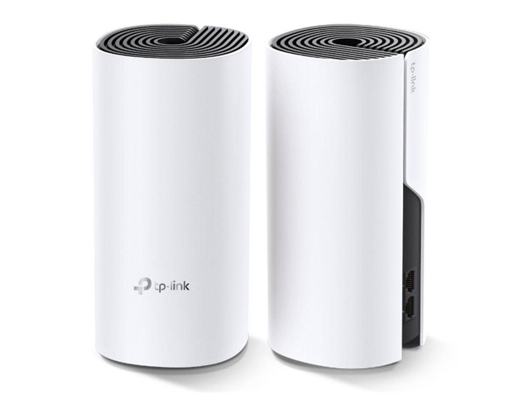 TP-Link AC1200 Whole-Home Mesh Wi-Fi System Deco M4(2-Pack) 2xGigabit port