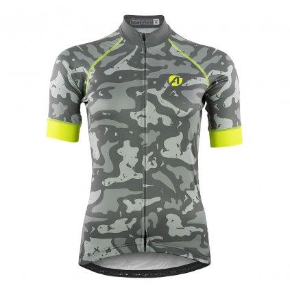 aper damsky cyklisticky dres camouflage 1