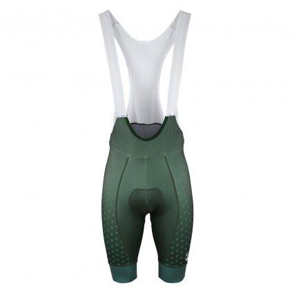 aper cyklisticke kalhoty sle elegance zelene 1