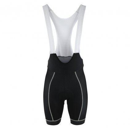 aper damske cyklisticke kalhoty sle black and white 1