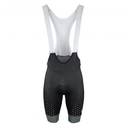 Pánské cyklistické kalhoty - ELEGANCE - černé