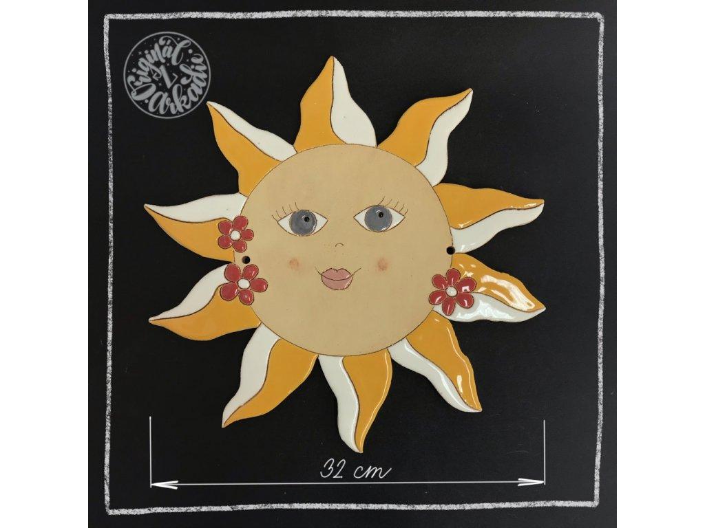 slunce Míla velké