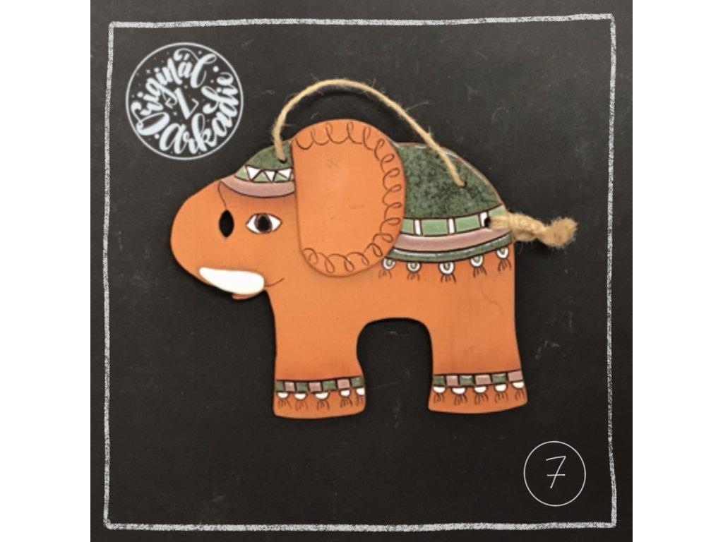 Slon malý