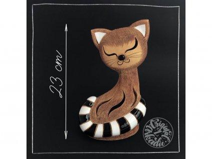 Kočka Elegant
