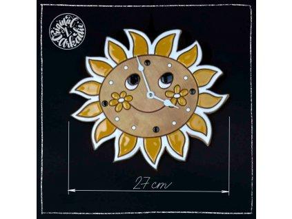 Hodiny slunce - více variant