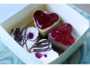 Cheesecake srdce 2