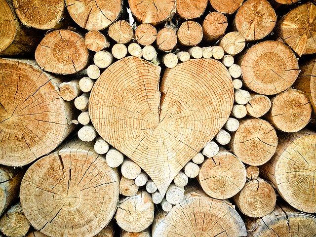 Dřevené šperky