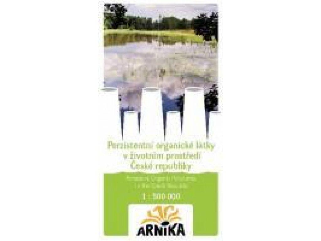 2267 perzistentni organicke latky v zivotnim prostredi ceske republiky mapa