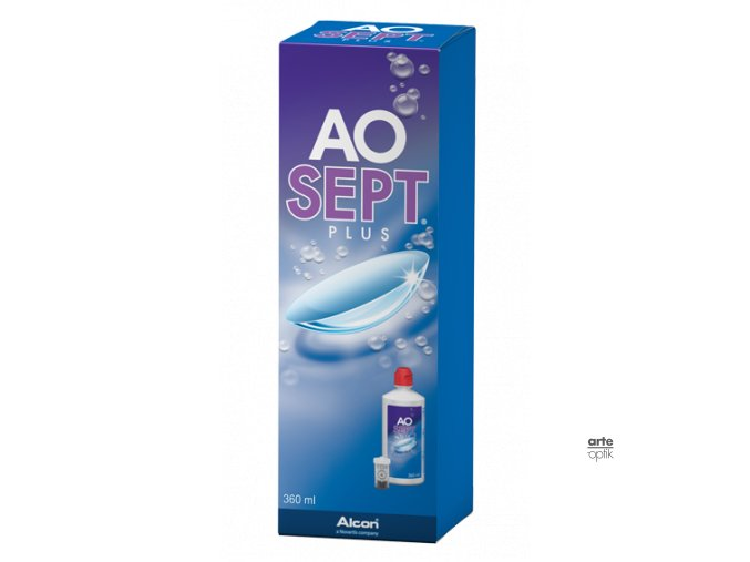 243 aosept plus s hydraglyde 360 ml