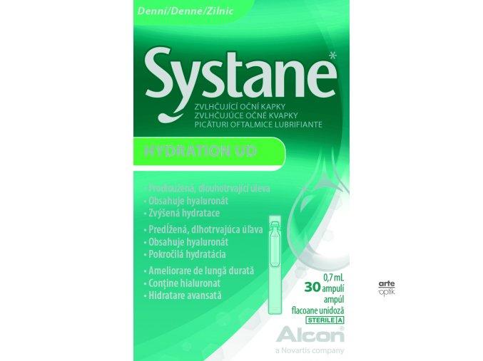 276 systane hydration ud 30 0 7 ml kapsle
