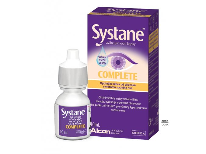279 systane complete 10 ml kapky