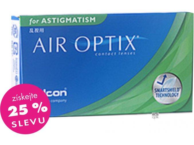AIR OPTIX FOR ASTIGMATISM (6 čoček)
