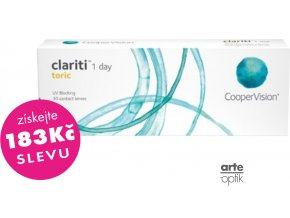 360 clariti 1 day toric 30 ks