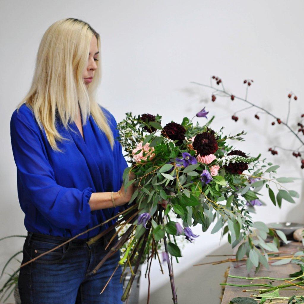 kurz Na den floristkou