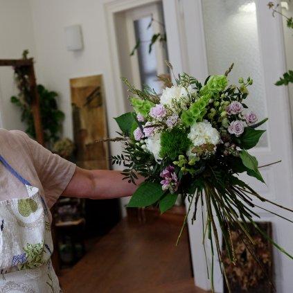 vázaná kytice Atelier 26 02