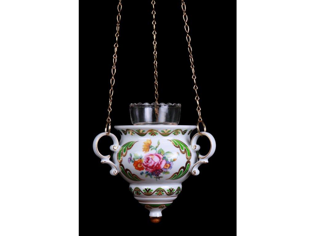 Atelier Lesov, lampa, závěsná lampa, porcelánový lampa