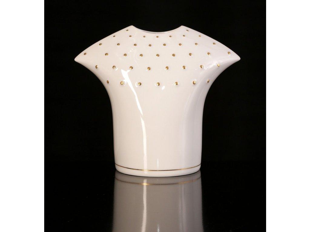 váza, porcelánová váza, dekorativní váza, dekorační váza, vázy eshop, váza na květiny, karlovarský porcelán, český porcelán, cesky porcelan, porcelán, porcelán prodej, atelier lesov