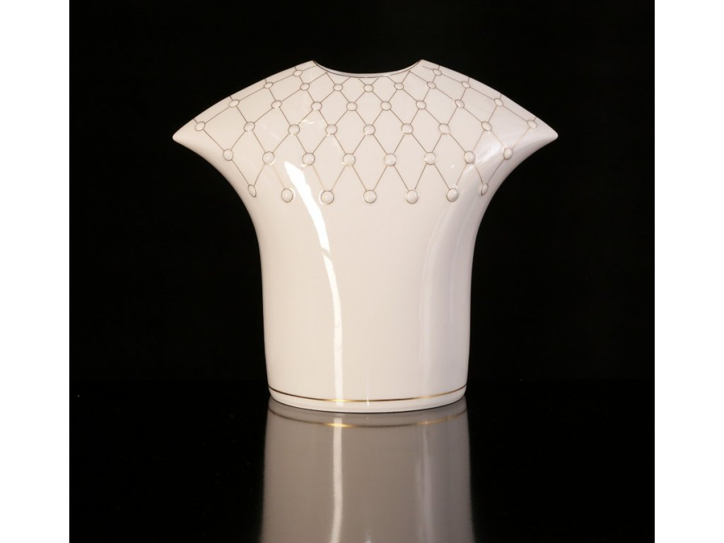 Porcelánová váza - Galaxie 306 | Luxusní porcelán - Atelier JM Lesov