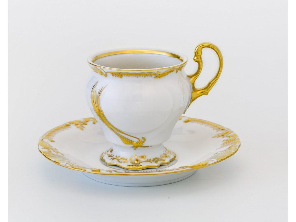 Kávový šálek s podšálkem - Thun 400 | Luxusní porcelán - Atelier JM Lesov