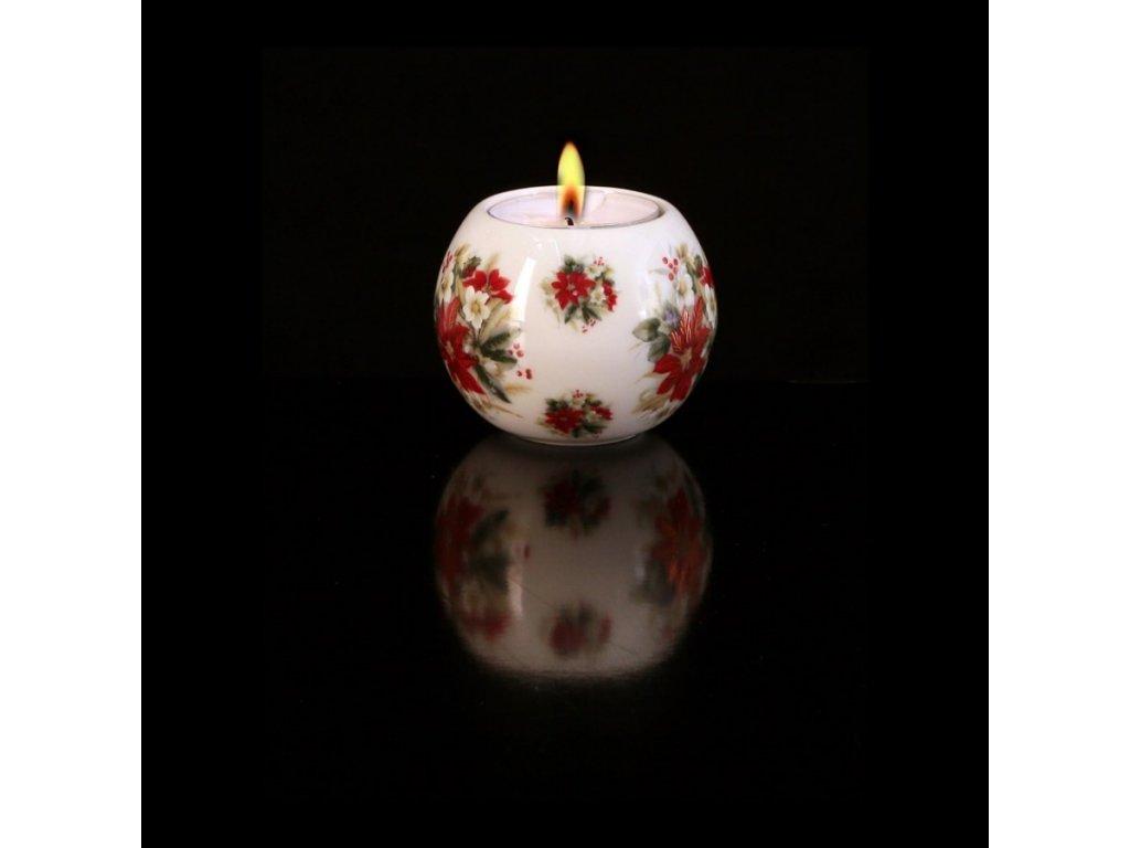 vánoční svícen, vánoce, dekorace na vánoce, výzdoba na vánoce, výroba vánočních ozdob, vánoční dekorace, vánoční výzdoba, vánoční ozdoby, vánoční výzdoba, vánoční ozdoby eshop, české vánoční ozdoby, vánoční dekorace eshop,porcelán, karlovarský porcelán, český porcelán, atelier lesov