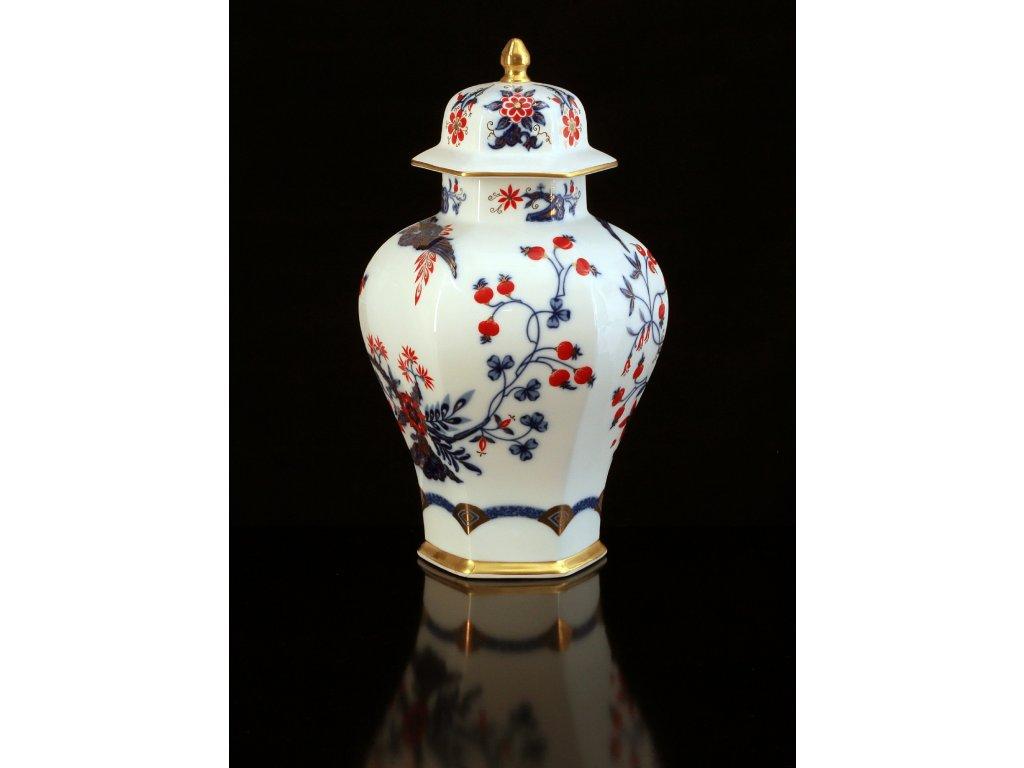 Porcelánová váza - Čínská váza 1 | Luxusní porcelán - Atelier JM Lesov