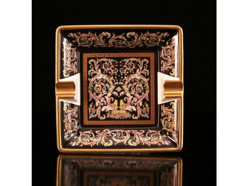 popelník,karlovarský porcelán, český porcelán, cesky porcelan, porcelán, porcelán prodej, atelier lesov
