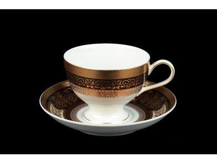 porcelánový servis, president, čajová a kávová souprava, autorské soupravy, čajový a kávový set, čajový a kávový servis, hrnky na čaj a kávu, podšálek, čajové a kávové šálky, šapó, karlovarský porcelán, český porcelán, Atelier Lesov