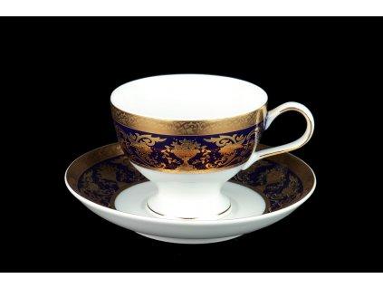 Kávový šálek s podšálkem - President 233 | Luxusní porcelán - Atelier JM Lesov