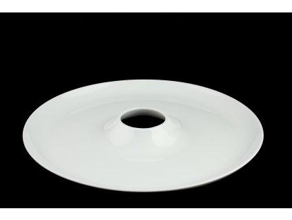 talíř, designový talíř, atelier lesov, porcelan, luxusni porcelan