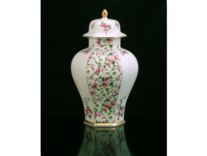 Porcelánová váza - Čínská váza 408 | Luxusní porcelán - Atelier JM Lesov
